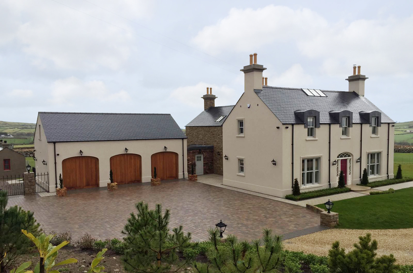 Traditional Housing Design in Northern Ireland